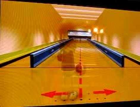 Wii Sports: Bowling Power Throws Perfect 890