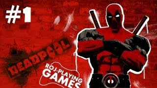 Kocham tego gościa! - Deadpool #1 (Roj-Playing Games!)
