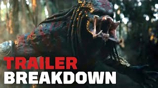 The Predator Trailer - What Is The Ultimate Predator?