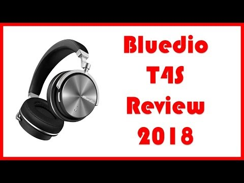 Bluedio T4S Review 2018 - Bluetooth Wireless Headphone