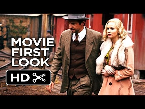 Serena - Movie First Look (2014) - Jennifer Lawrence Movie HD