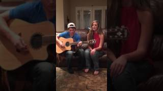Download Lagu Thomas Rhett - playing with fire || Bryce Mauldin & Ali Carneglia (cover) Gratis STAFABAND
