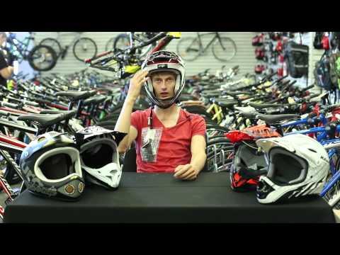 Как выбрать велосипедный шлем фулфэйс от Антона Степанова