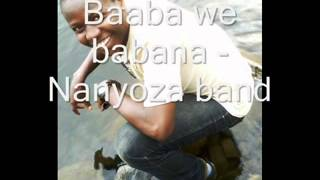 Baaba we babana - Nanyoza band ft Betty Nafuna