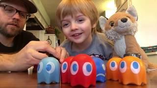 Having Fun With Henry - Pac-Man Mashems Opening!