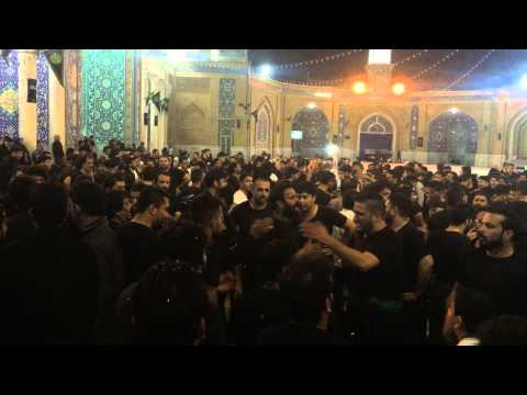 AYYAM E FATIMYA swt QUM IRAN  2 JAMADIUSSANI 1436/2015-SAIN REHMAN PARTY ~VAADA BHEN TE BHIRRA DA