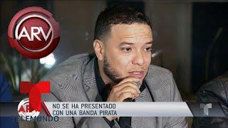 Lorenzo Méndez Y Su Retiro De La Original Banda El Limón Al Rojo Vivo Telemundo