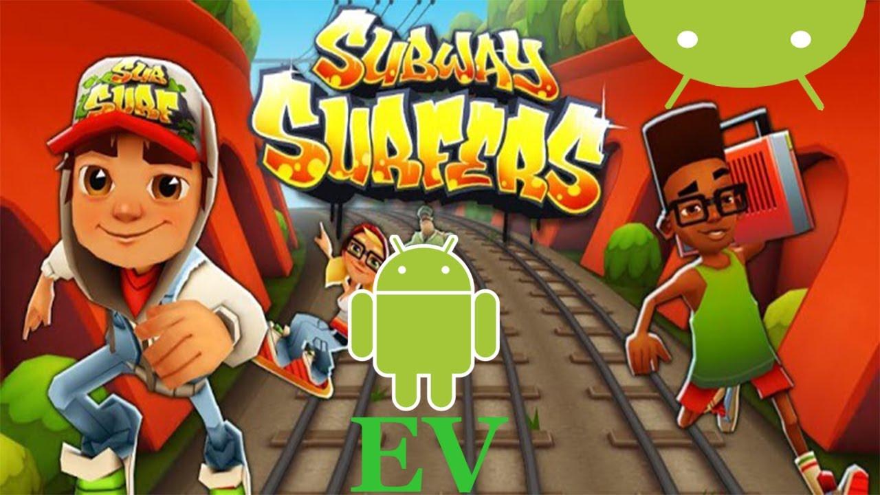 Subway Surf para Galaxy Ace + TOP 5 juegos android GRATIS ...