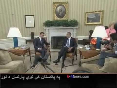 Pashto Obama -- Nato -- Afghanistan Future video