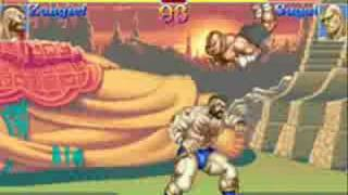 Super Street Fighter 2 Turbo Perfect Flawless Zangief TAS
