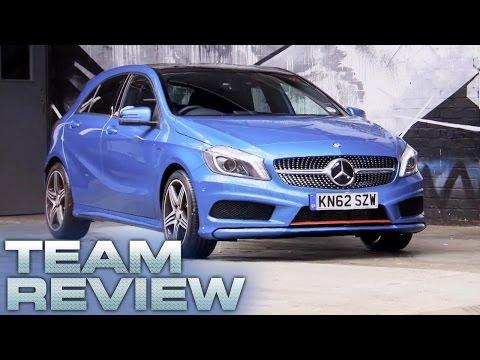 Mercedes Benz A-Class (Team Review) - Fifth Gear