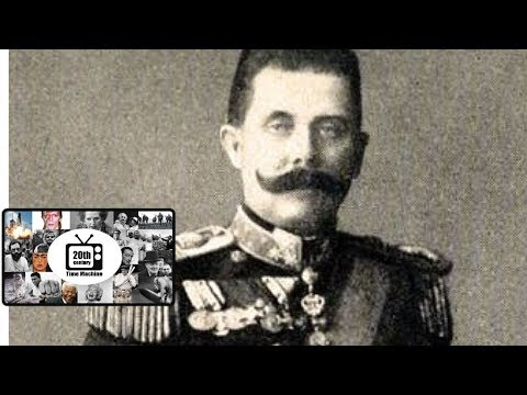The Assasination of the Archduke Franz Ferdinand and the Beginning of WW1, Fox Movietone Newsreel.