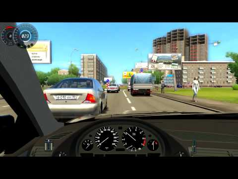 Обзор на 3D Инструктор Вождение по Москве - YouTube