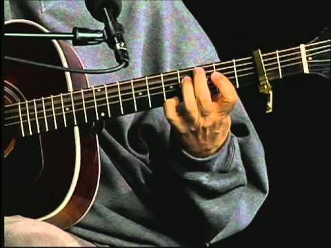 Brownie McGhee Acoustic Blues Guitar Lesson