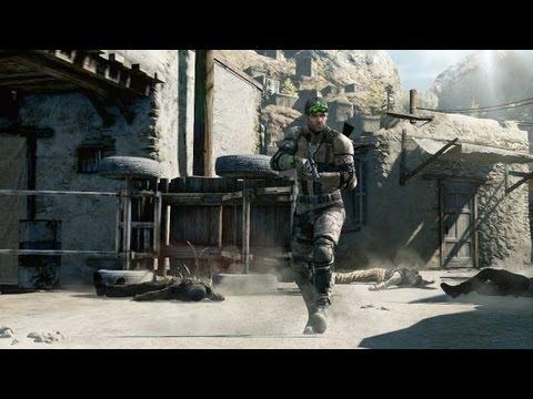 Splinter Cell: Blacklist — Призрак, пантера и штурмовик   ТРЕЙЛЕР