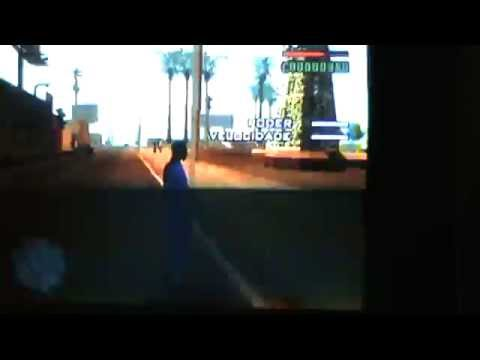 Superman in GTA San Andreas PS2