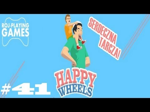 Happy Wheels #41 Masakra totalna (Roj-Playing Games!)