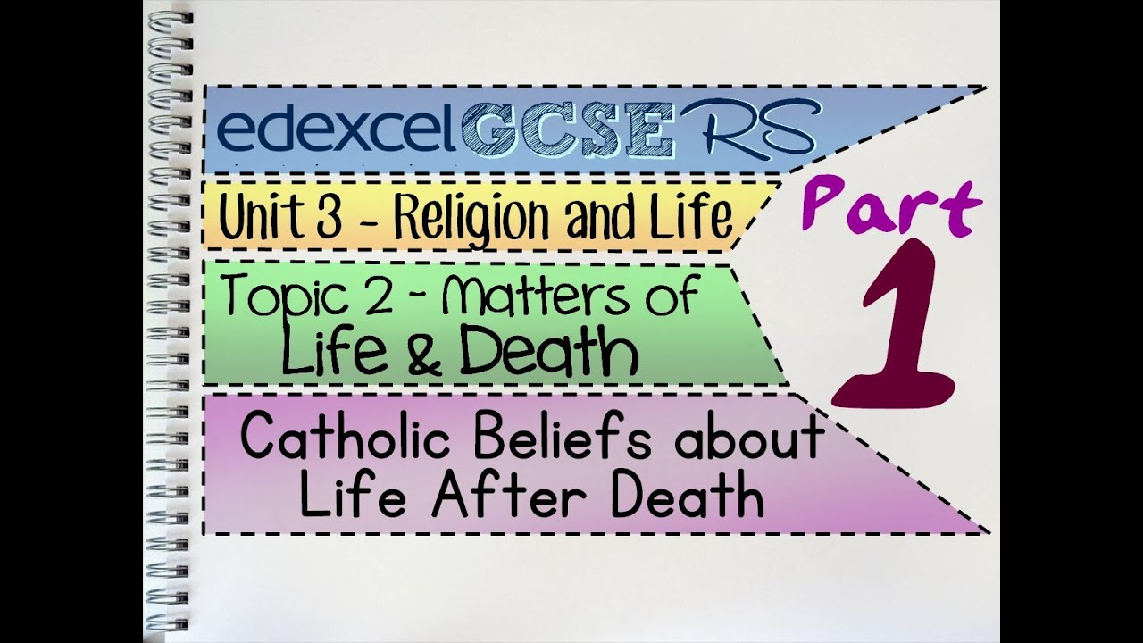 examine religious beliefs about death and Death and dying – background  and they will consider the ways religious beliefs influence perceptions of death, dying, and the afterlife  examine religious rituals and ceremonies.