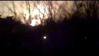 Natural gas explosion near Moscow Russia.flv