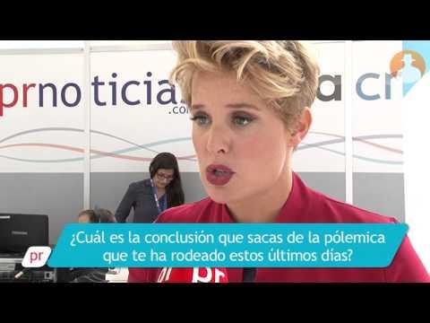Tania Llasera: 'El pulso social se puede medir en Twitter'
