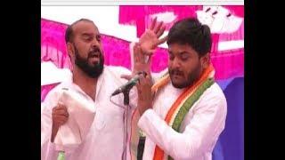 Hardik Patel slapped by BJP worker at Surendranagar rally