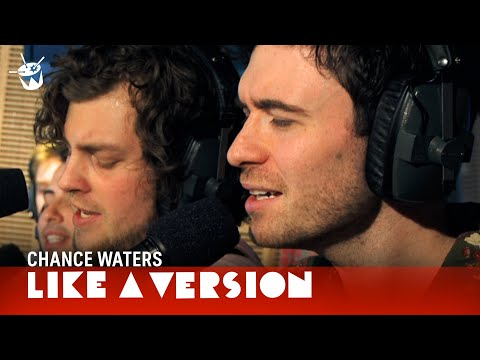 Chance Waters covers Mumford & Sons' 'Little Lion Man' for Like A Version