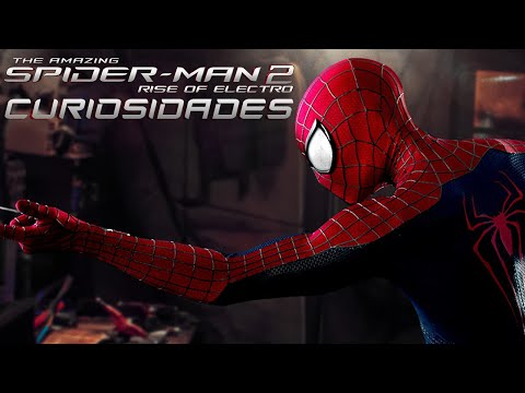 20 curiosidades sobre The Amazing Spider-Man 2