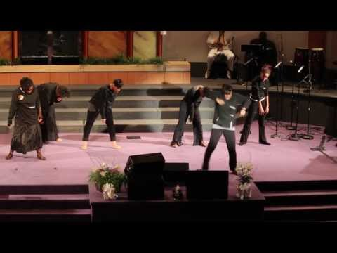 "Highland Christian Center Mime Team ""Take Me To The King""  SV"