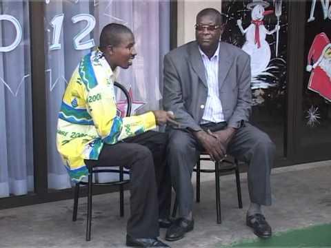 L'aventure Du Mena Du Niger - CAN 2012 - Partie 3