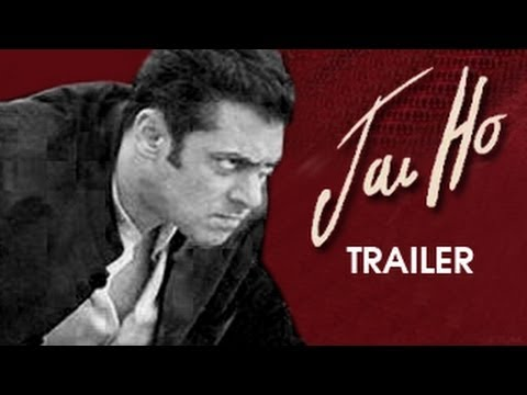 Jai Ho Official Trailer ft Salman Khan OUT