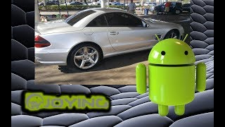 Joying Android Radio install into R230 SL65 AMG - Full instructions!