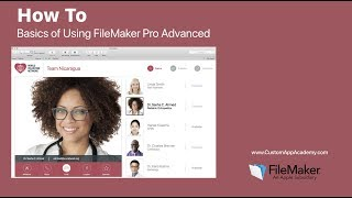 FileMaker Training Videos