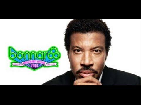 Lionel Richie - Live '14 Bonnaroo