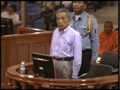 Duch-verdict at the Khmer Rouge Tribunal 26 July 2010 (English)