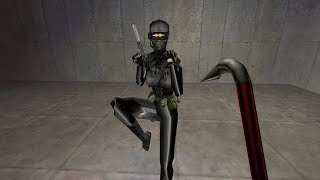 Half-Life - Female Assassin Overview