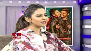 rakul-preet-singh-enchants-a-songtelusaa-telusaa-from-sarrainodu-movie-hmtv