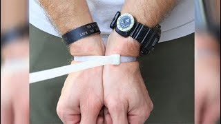 If Your Wrists Are Ever Zip-Tied Together, There's One Simple Way To Escape In Seconds