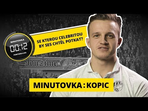 Minutovka: Jan Kopic