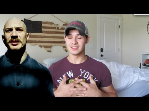 CRAZY TOM HARDY FAN DECLARES LOVE FOR TOM HARDY - Q&A #2
