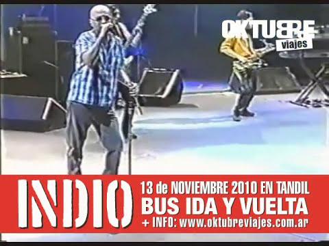 INDIO SOLARI - Sábado 13 Noviembre en TANDIL