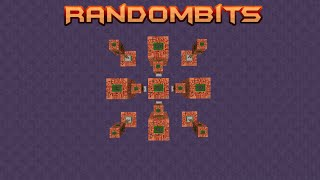RandomBits - a mapmaking tool [Only One Command]