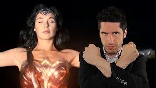 Wonder Woman - Trailer 3 Review