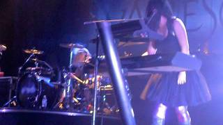 EVANESCENCE MTY 2012 - MADE OF STONE