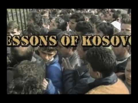 Lessons of Kosovo #1 of 5: Operation Allied Force
