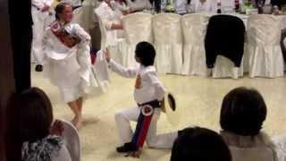 Baile Perol Pimentel (Ariel castro Y Franccesca valderrama)