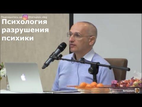 Торсунов О.Г.  Психология разрушения психики