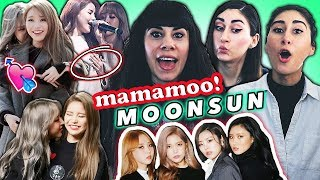 Download Lagu NON K-POP FANS REACT TO MOONSUN of MAMAMOO! | 마마무 외국인 반응 Gratis STAFABAND