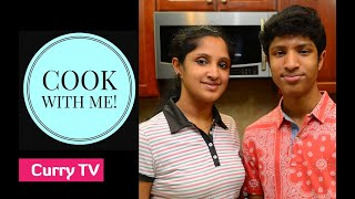 Cook With Me! Episode 3 - Homemade spicy Beef Burger #cookwithme