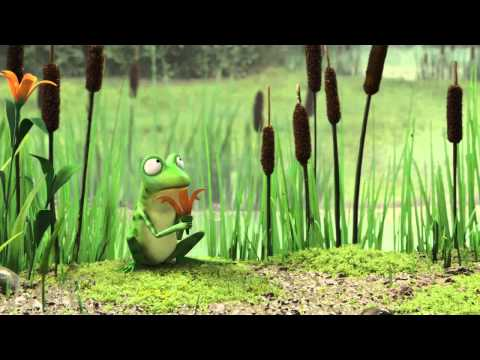 Oscar Nominated Short Films 2014: 'Room On The Broom' (Short Film Animated)