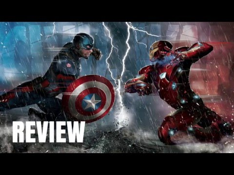 Captain America Civil War Review - It's awesome!!
